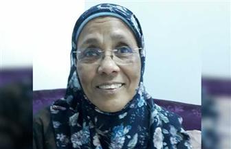 عايدة عبد الشكور الأم المثالية بأسوان: أهدي اللقب لأبنائي | صور