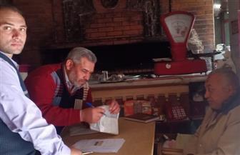 لجنة من الصحة تغلق صالات المطاعم في الغربية | صور