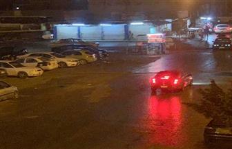 أمطار على بورسعيد.. وتشكيل غرفة عمليات لمواجهة الطوارئ