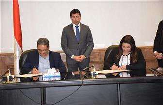وزير الرياضة يشهد اتفاقية تعاون بين اتحاد الألعاب الإلكترونية وشركة لبناء منصة وقواعد بيانات لممارسي الرياضات