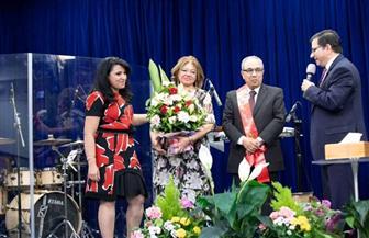 قنصل مصر في سيدني يشارك في حفل تكريم راعي الكنيسة الإنجيلية المصرية|صور