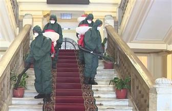 القوات المسلحة تتعاون مع جامعة القاهرة لتنفيذ الإجراءات الوقائية لمجابهة «كورونا»