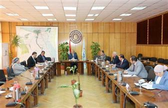 المجلس الأعلى للحوار المجتمعي يناقش الإجراءات الاحترازية لمواجهة فيروس كورونا في القطاع الخاص | صور