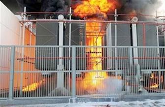 السيطرة على حريق محدود بمحطة إنتاج الكهرباء بشمال الجيزة