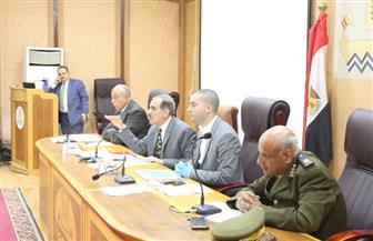 محافظ كفر الشيخ يقرر حظر سرادقات العزاء وغلق قاعات الأفراح | صور