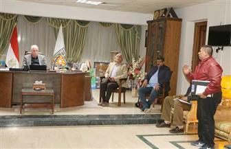 محافظ جنوب سيناء يقرر تشكيل لجان للتأكد من توافر السلع ومنع احتكارها