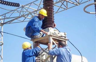 رئيس جهاز السادات يكلف مسئولي الجهاز بالمتابعة المستمرة لصيانة شبكات الكهرباء