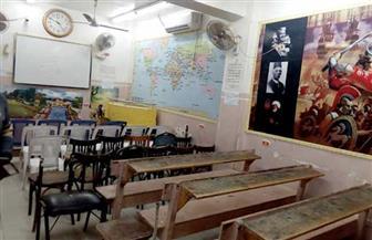 غلق 238 مركزا تعليميا بالجيزة لمواجهة فيروس كورونا