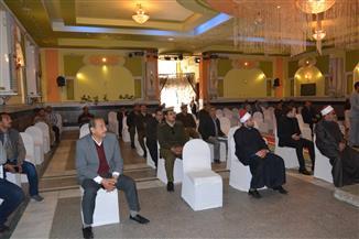 اختيار 334 حاجا ومرافقيهم.. محافظ المنيا ومدير الأمن يشهدان القرعة العلنية للحج | صور