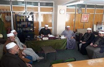 أوقاف بورسعيد: تعقيم 505 مساجد لوقاية رواد المساجد ضد كورونا قبل صلاة الجمعة غدا | صور