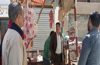 حملات على المقاهي والأسواق بقرى مركز سوهاج   صور
