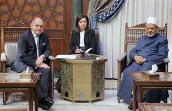 رئيس البرلمان النمساوي خلال لقائه الطيب: تدريب الأئمة والوعاظ الأجانب تجربة فريدة لنشر تعاليم الإسلام| صور
