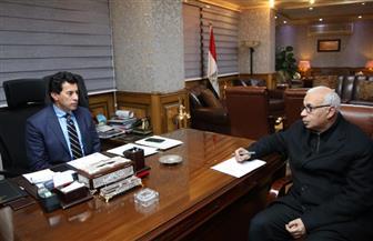 وزير الشباب والرياضة لـ(أ ش أ): توجيه رئاسي متواصل بضرورة الاهتمام بالرياضة في مختلف المراحل التعليمية| حوار