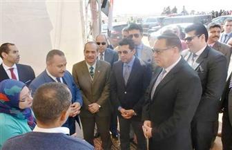 وزير الرياضة ومحافظ الشرقية يشهدان انطلاق فعاليات مهرجان الشرقية العاشر للهجن العربية