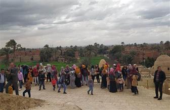 أسيوط تنظم رحلات لطلاب المدارس والجامعة لزيارة الأماكن الأثرية | صور