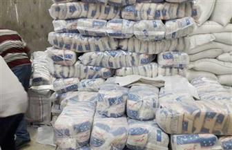 ضبط عشرات الأطنان من السكر التمويني واللحوم والدواجن الفاسدة في أسواق الشرقية