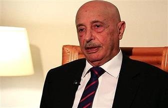 رئيس مجلس النواب الليبي يرحب بخطاب الرئيس السيسي بشأن ليبيا