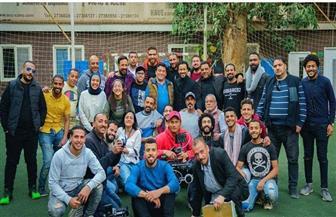 """أحمد داود ينتهي من تصوير """"يوم 13"""""""