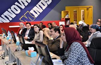 فوز شركة مصرية في التصفيات المؤهلة لمسابقة الشركات الناشئة بمؤتمر الاستثمار الدولي بدبي | صور
