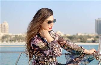 الإعلامية دعاء صلاح تستعد لبرنامجها الجديد من دبي