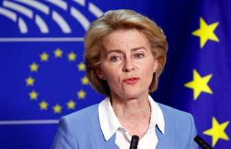 رئيسة المفوضية الأوروبية: كبار مسئولي الاتحاد يبحثون دعم اليونان بأزمة المهاجرين من على الحدود التركية غدا
