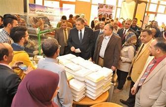 جامعة كفر الشيخ تنظم الملتقى السنوي الرابع لكلية الزراعة والمجتمع المحلي 2020 | صور