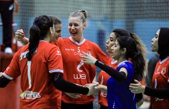 سيدات سلة الأهلي يواجهن الجزيرة في دور الـ16 لكأس مصر