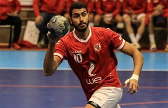 «رجال يد الأهلي» يفوز على أصحاب الجياد ويتأهل لربع نهائي كأس مصر