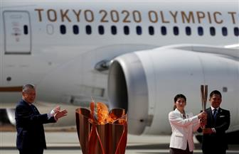 من فوكوشيما إلى هيروشيما .. الشعلة الأولمبية تجتذب اليابانيين رغم مخاوف كورونا