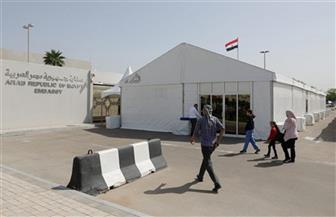 اليوم .. السفارة المصرية بأبوظبي تصدر وتجدد جوازات السفر واعتماد عقود العمل