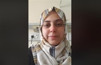 من داخل الحجر الصحي.. مصرية مصابة بالكورونا تحكي تجربتها مع المرض | فيديو