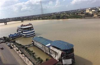 مياه الدقهلية: عكارة النيل سببها مخرات السيول .. ولابد من ترشيد الاستهلاك | صور