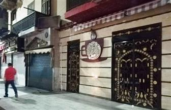 محافظ أسوان يتابع حملات إغلاق المحلات تنفيذا لقرار مجلس الوزراء | صور