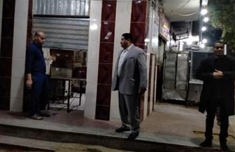 محافظ أسيوط: حملات مكثفة بالمراكز لتنفيذ قرار مجلس الوزراء بغلق المطاعم والمقاهي
