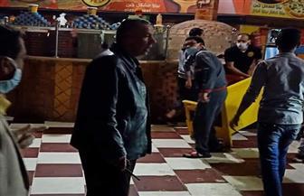 رئيس مدينة الطوريواصل تنفيذ قرار غلق المقاهي والمطاعم طبقا للمواعيد المقررة  صور