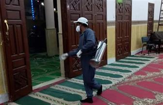 تطهير 16 منتجعا سياحيا وأقسام الشرطة والمساجد والمدارس بمدن البحر الأحمر| صور
