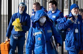 تعافي 8 أشخاص من فيروس كورونا في موسكو