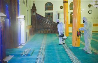 الأوقاف: وقف صلاة الجمعة والجماعة في جميع المساجد