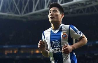 """إصابة نجم كرة القدم الصيني وو لي بـ"""" كورونا"""" في إسبانيا"""
