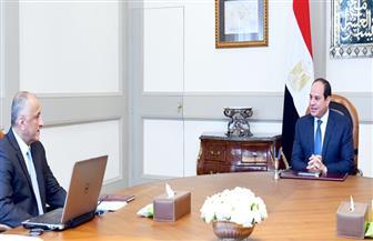الرئيس السيسي يوجه بتوفير الموارد اللازمة لدعم منظومة الحماية الاجتماعية