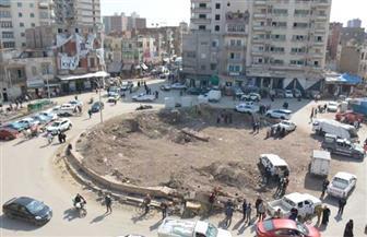 محافظ الدقهلية يتفقد أعمال تطوير ميدان الشيخ حسانين.. ويوجه بتقليل مساحته | صور