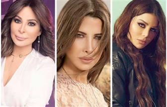 من بينهم نانسي وإليسا و هيفاء .. نجوم لبنان ينضمون لتحدي الخير | صور