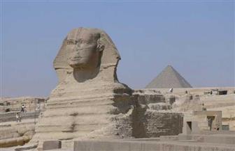 ظاهرة فلكية متميزة على الكتف الأيمن لتمثال أبوالهول