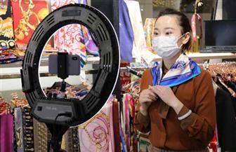 استئناف العمل عبر الإنترنت يوفر فرصا جديدة للقطاعات التقليدية بالصين