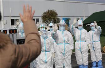 تراجع الإصابات الجديدة بفيروس كورونا بالصين وكل الحالات من الخارج
