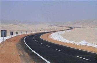 """""""المرور"""": فتح طريق الكريمات الصحراوي الشرقي بعد تحسن حالة الطقس"""
