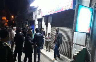 """الشرطة تتابع مواعيد فتح وغلق المطاعم والمراكز التجارية لمنع انتشار """"كورونا"""""""