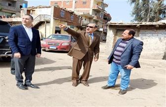 محافظ كفرالشيخ يتفقد عددا من المنشآت الخدمية والصحية بعاصمة المحافظة ومدينة قلين| صور