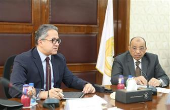 وزيرا التنمية المحلية والسياحة والآثار يبحثان ملفات التعاون بين الجانبين في المحافظات