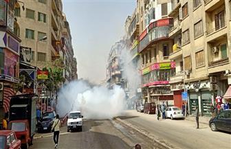 محافظة القاهرة: فريق متخصص لتطهير منطقتي العتبة والموسكي بعد إخلائهما من الباعة